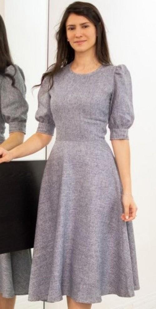 i want this grey dress please - SeenIt