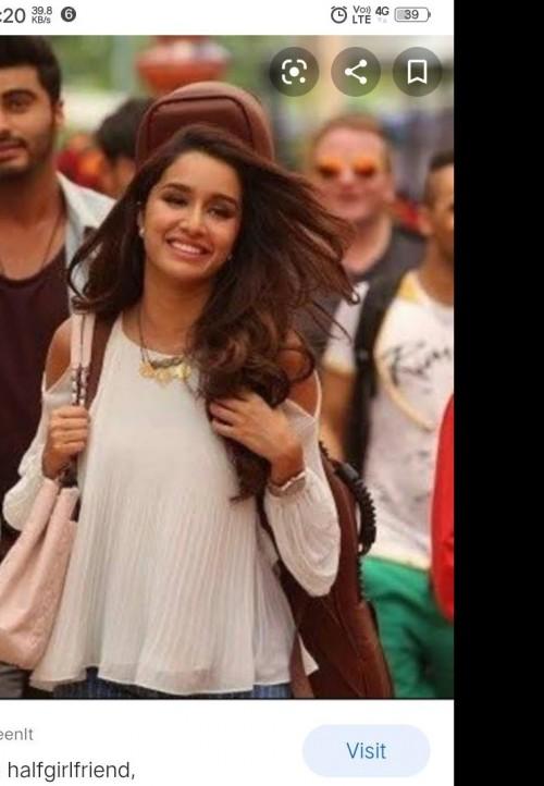 similar outfit as. shraddha kapoor - SeenIt