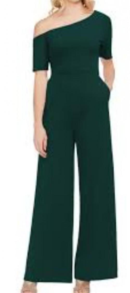 crop jumpsuit dress - SeenIt