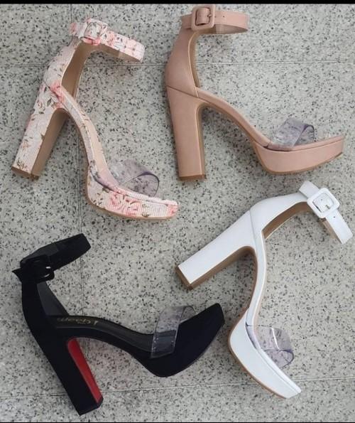 4 high heel sandal - SeenIt