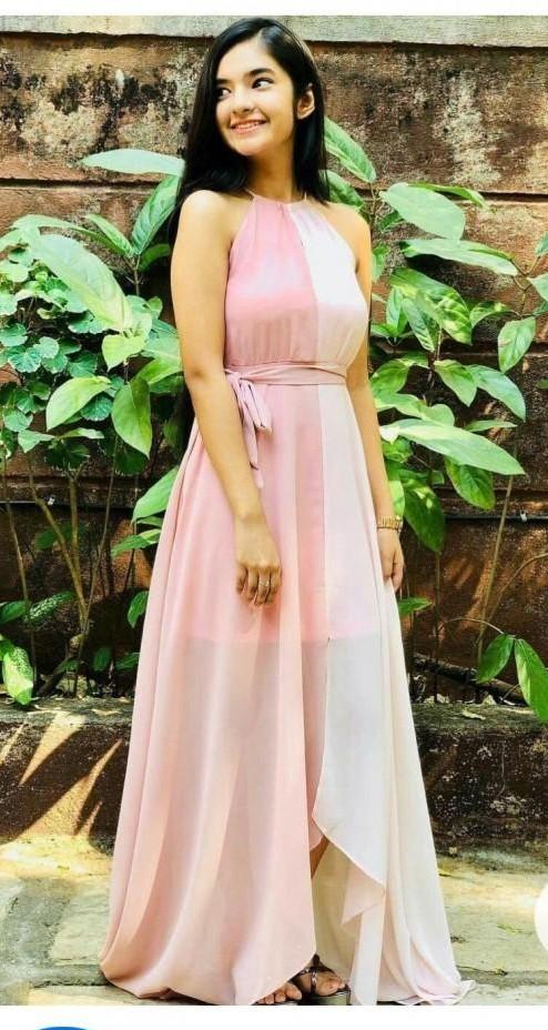 I m looking for same dress like anushka sen - SeenIt