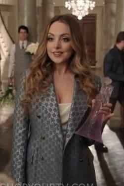 Fallon's Gucci blazer please - SeenIt