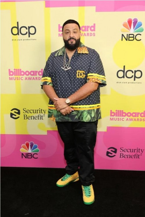 Yay or nay? DJ Khaled attends the Billboard music awards 2021 - SeenIt