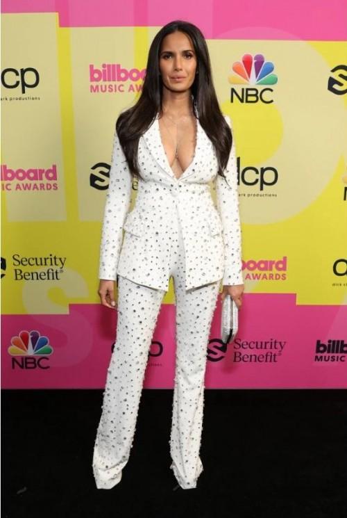 Yay or nay? Padma Lakshmi attends the Billboard music awards 2021 - SeenIt