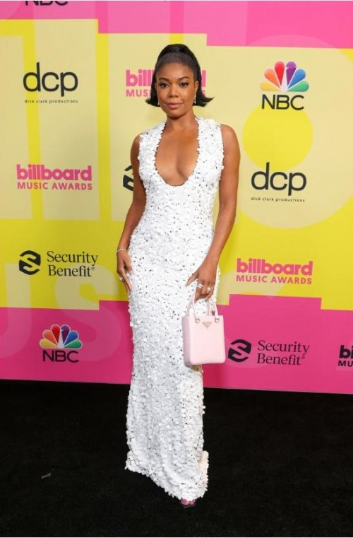 Yay or nay? Gabrielle Union attends the Billboard music awards 2021 - SeenIt