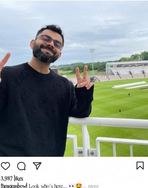 Looking for same sweatshirt like virat kolhi is wearing - SeenIt