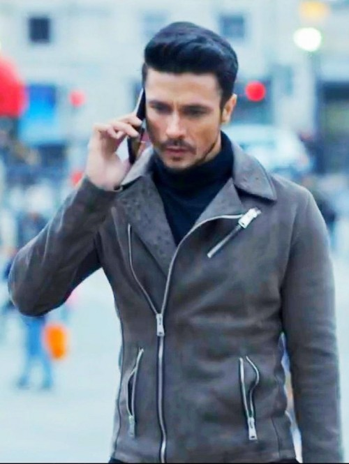Similar jacket - SeenIt
