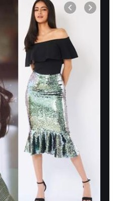 i am looking for this same outfit like ananya panday - SeenIt