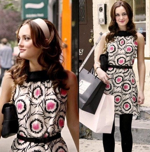 I'm looking for a similar dress to Blair in Season 1 of Gossip Girl - SeenIt