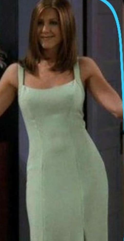 Need this dress like rachel green r - SeenIt