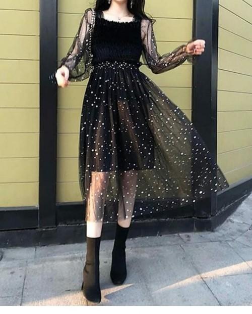 looking for black dress - SeenIt