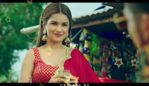 I'm looking for this red suit worn by avneet kaur - SeenIt