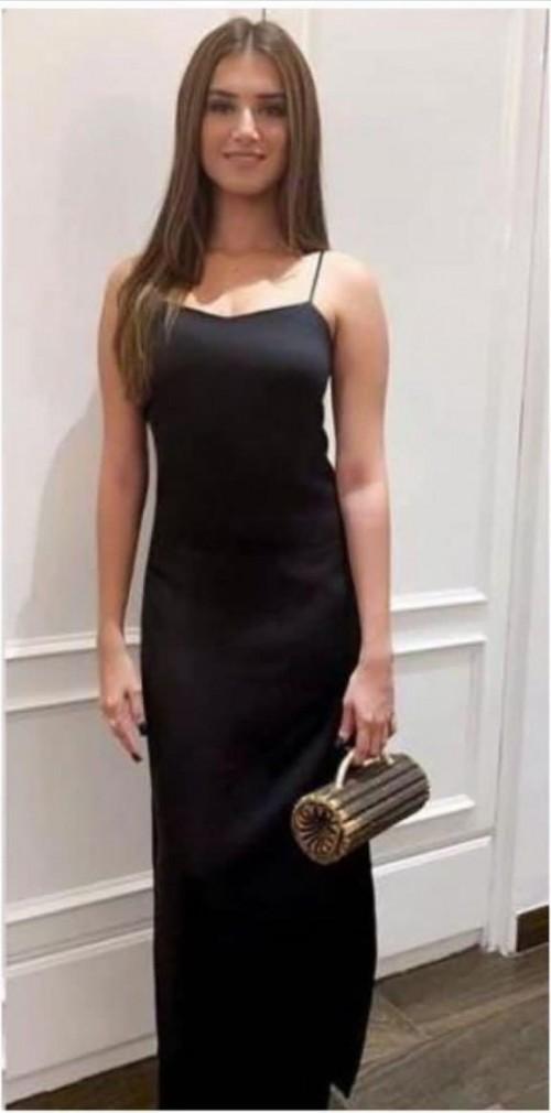 Looking for a similar black dress online - SeenIt