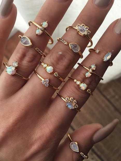 want the same rings - SeenIt