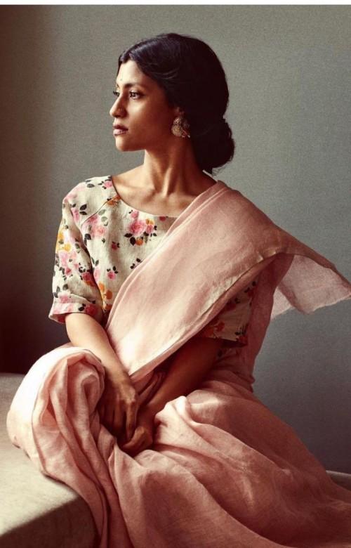 Konkana Sen's saree please - SeenIt