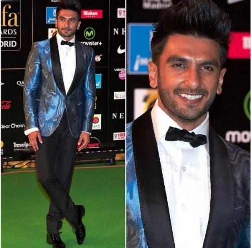 Ranveer Singh wore a drool-worthy Tom Ford suit at IIFA 2016. What say you? - SeenIt