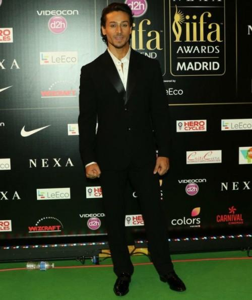Tiger Shroff at IIFA 2016. Yay or Nay? - SeenIt