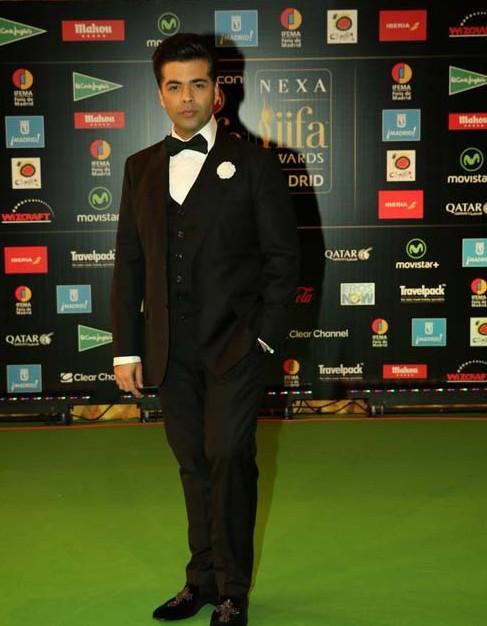 Karan Johar looked totally dapper at IIFA 2016. What do you think? - SeenIt
