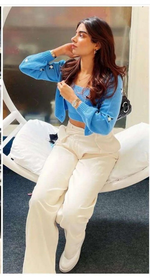 Want those pants online please like Khushi Kapoor is seen wearing - SeenIt