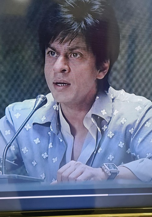 I am looking for this shirt by shah rukh khan - SeenIt