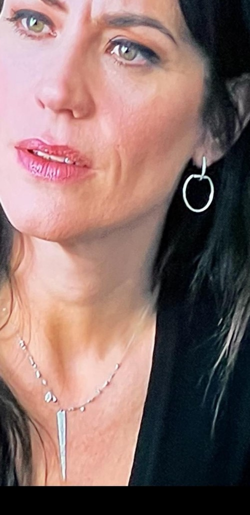 This necklace in S4 of Billions worn by Maggie Sief - SeenIt