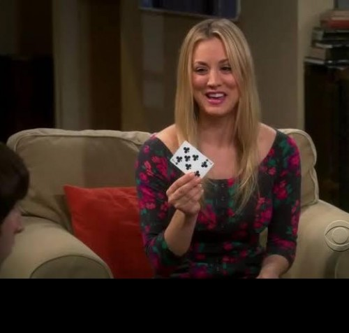 I am looking for this floral top from season 4 big bang theory. Could anyone suggest any site I could find a similar one? - SeenIt