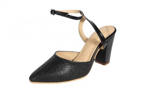 Looking for Black Block Heels - SeenIt