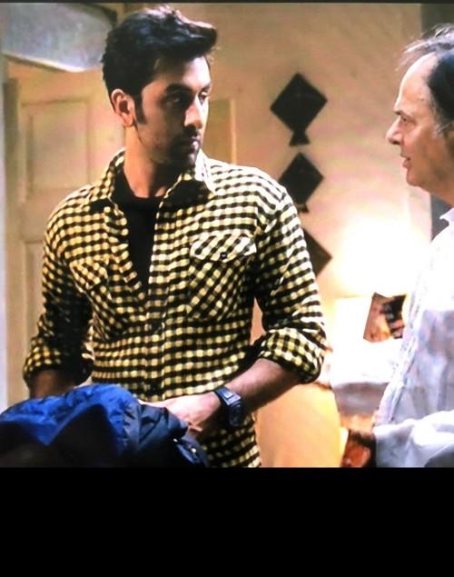 Looking for same shirt ranbir kapoor is wearing in YJHD movie - SeenIt