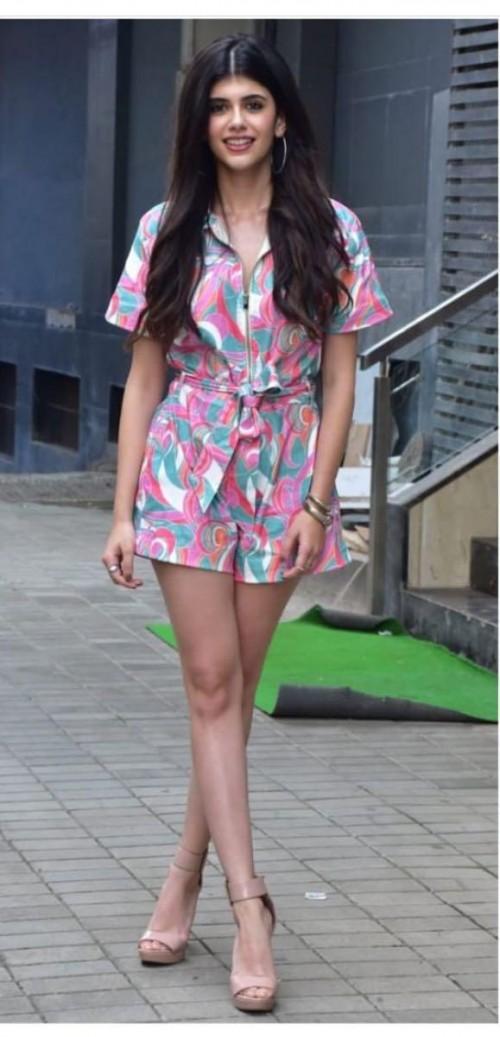 Looking for something similar to what Sanjana Sanghi is wearing - SeenIt