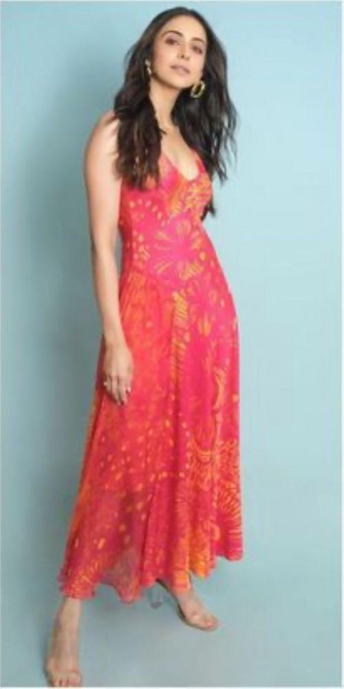Rakul Preet's similar dress please - SeenIt