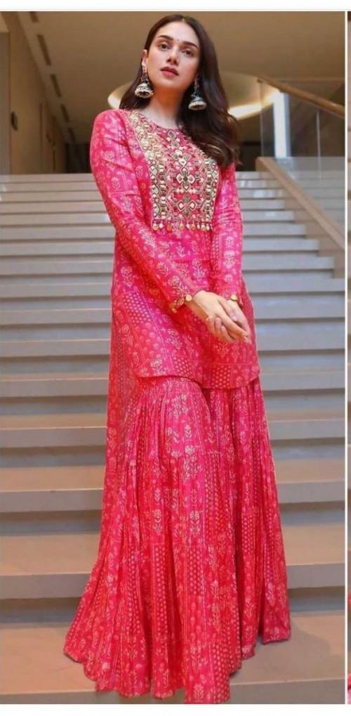 Looking for something similar to what Aditi Rao Hydari is seen wearing - SeenIt