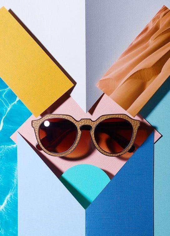 Spec-tacular - This summer, stun in the sun with glamorous sunnies.  - SeenIt