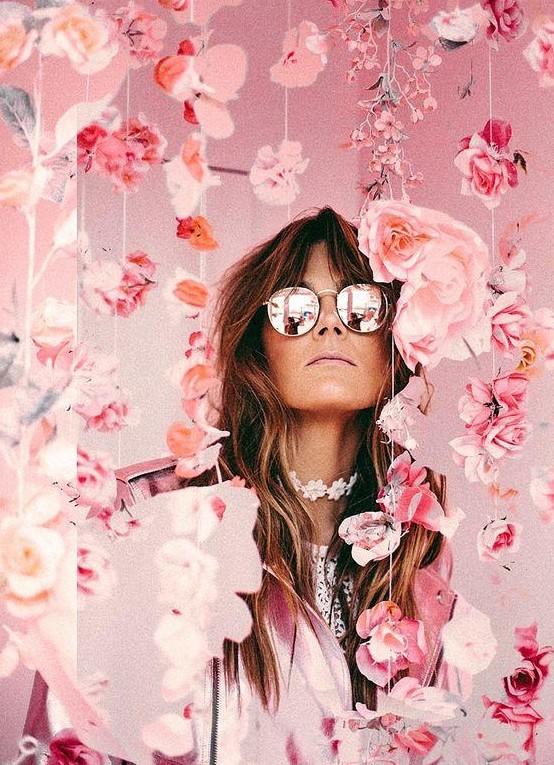Colour Inspiration : Millennial Pink - SeenIt