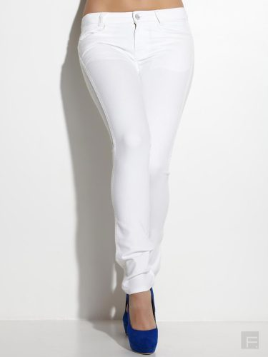 White Jeans For Women Online - Xtellar Jeans