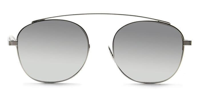 c8e59073bf1 Silver Tinted Round Sunglasses For Men And Women - SeenIt