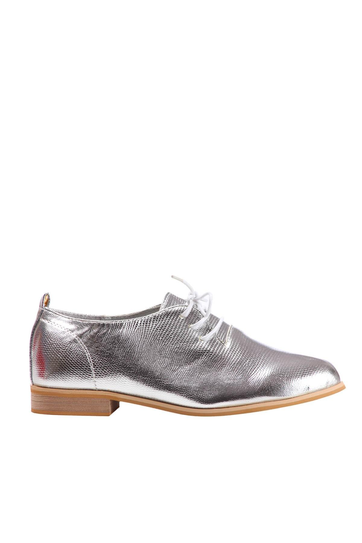 c7f815acfa01 Silver Chic Shoes - SeenIt