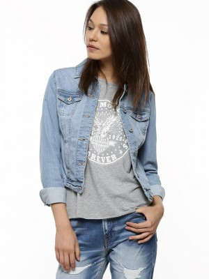 Women's denim jackets on sale india – Modern fashion jacket photo blog