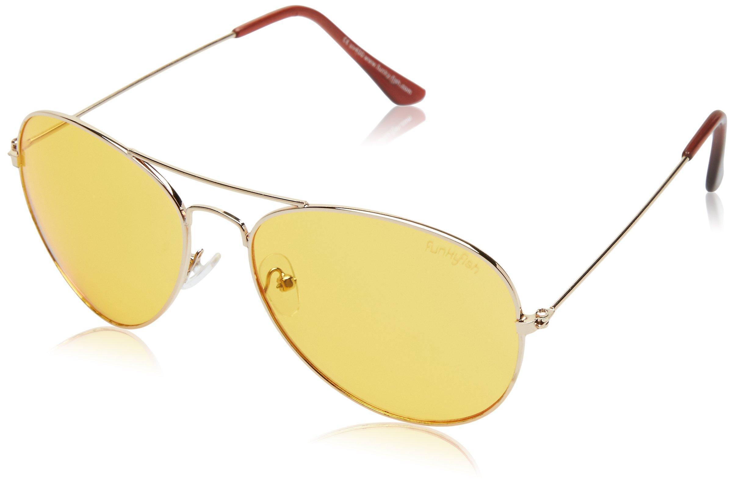 822d4e94009 Aviator Unisex Sunglasses - SeenIt