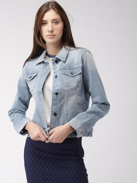 a84800db2ce7 Blue Denim Jacket - SeenIt