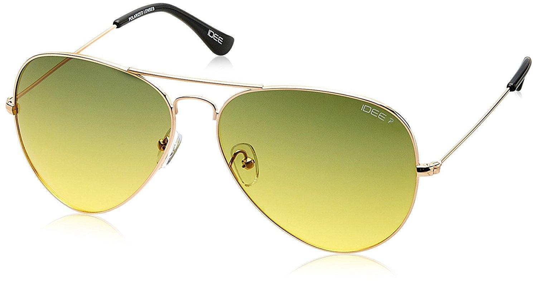 38c09c26a52 Idee Polarized Aviator Mens Sunglasses - SeenIt