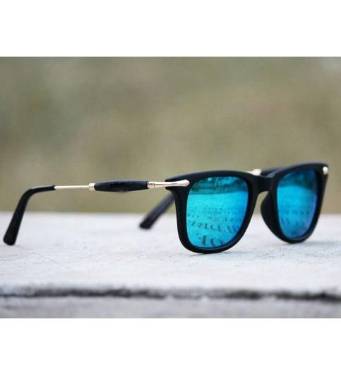 a798384b5a Blue Stylish Branded Sunglasses - SeenIt