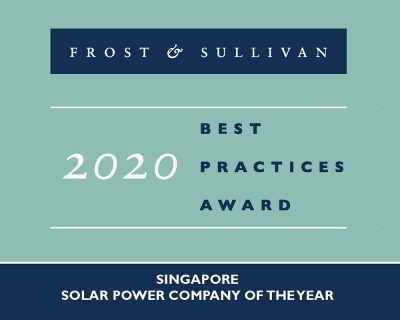 Solar Power Company of the year 2020