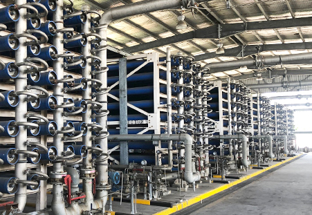 Industrial Wastewater Treatment and Water Reclamation
