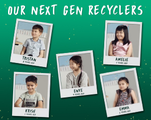 Meet our next gen recyclers​