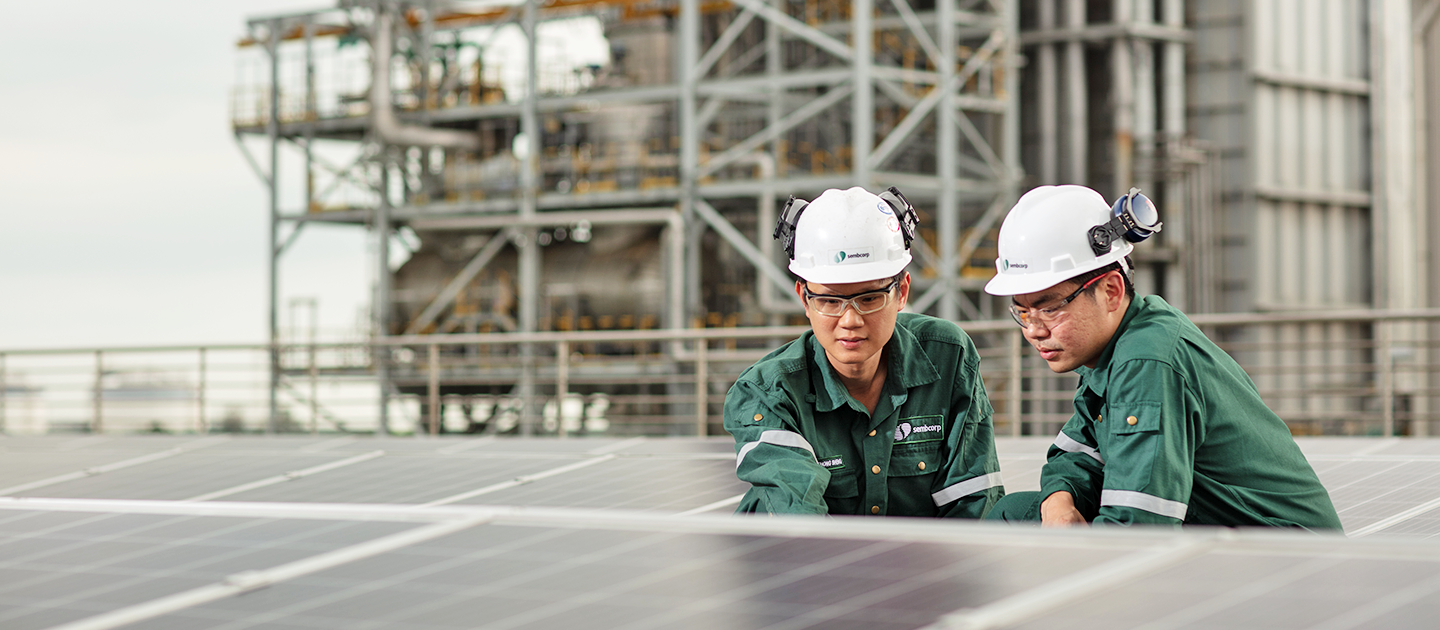 About Sembcorp
