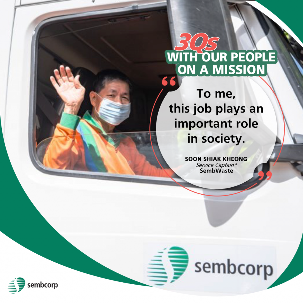 Meet our people on a mission