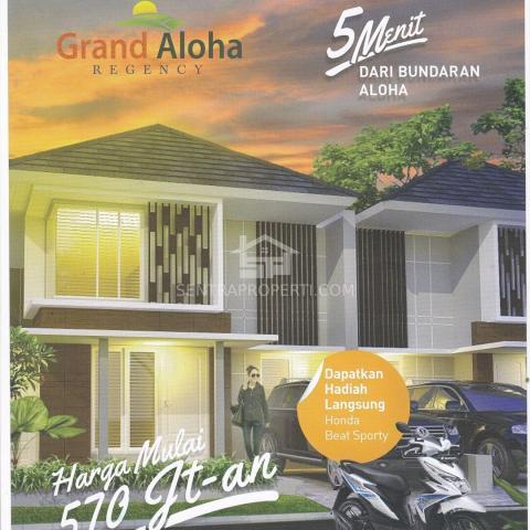 Jual Rumah Grand Aloha Regency Sidoarjo Jawa Timur Pusat Properti Indonesia
