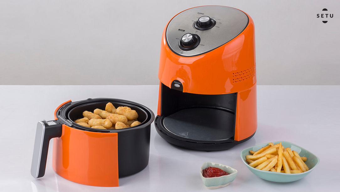 Air Fryer- A Step Towards Healthy Eating.!