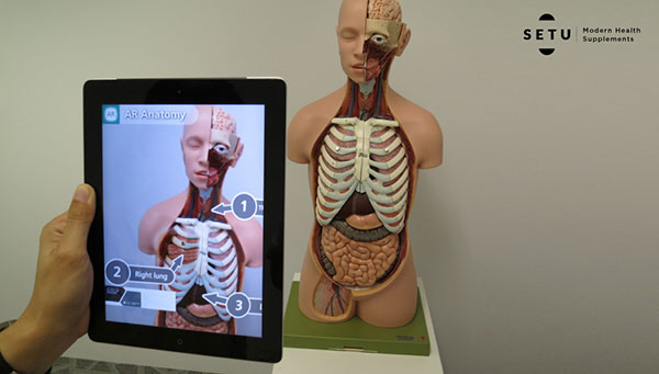 Augmented reality for surgeons