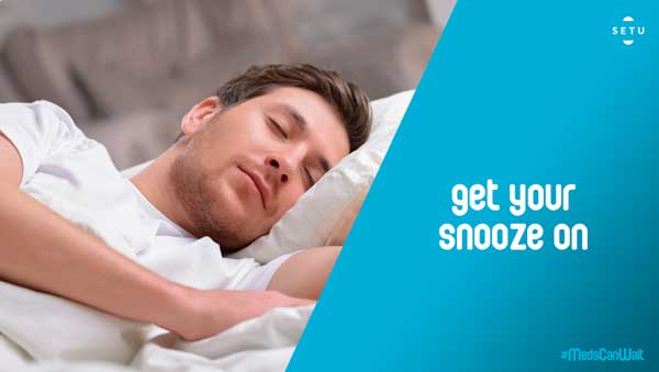 Get Your Snooze On